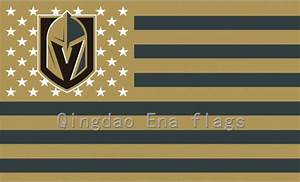 3x5 ft Vegas Golden Knights USA flag With Grommets-in
