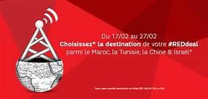 Numero Appel Sfr : sfr red avec appels illimit s vers le maroc la tunisie la chine ou isra l reddeal ~ Medecine-chirurgie-esthetiques.com Avis de Voitures