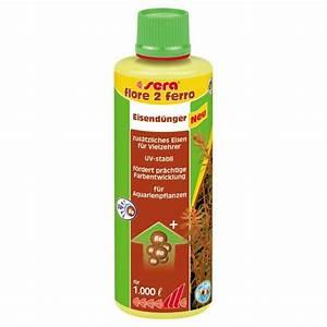 Welchen Dünger Für Aquarienpflanzen : sera flore 2 ferro 250 ml d nger f r aquarienpflanzen ~ Michelbontemps.com Haus und Dekorationen
