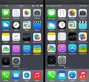 ios7 redesigned already | Art | Ios 7 icons, Ios icon ...