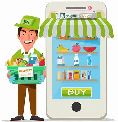 Grocery Clipart Delivery Transparent Webstockreview Case Study