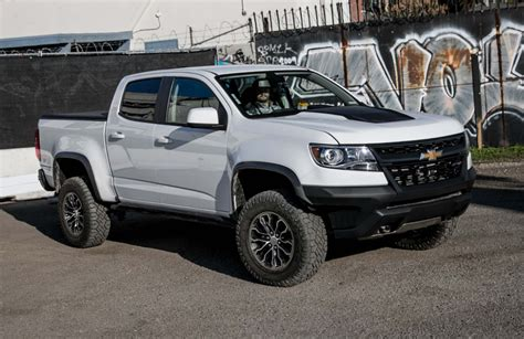 2019 Chevrolet Colorado Zr2, Release Date, Price, Specs