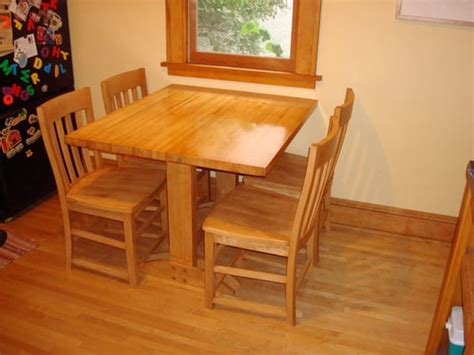 maple kitchen table maple kitchen table in cutting board style with beech wood