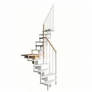 Escalier Quart Tournant Pas Cher : escalier pas cher quart tournant espace r duit ~ Premium-room.com Idées de Décoration