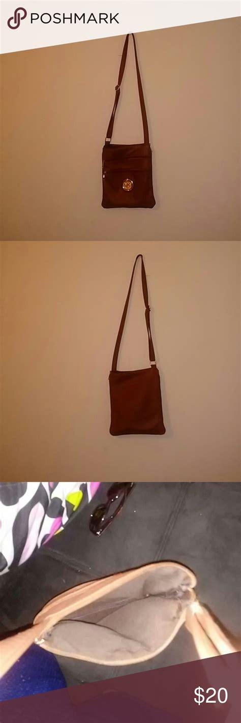 bag bags michael kors bag brown shoulder bag