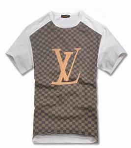 T Shirt Louis Vuitton Homme : t shirt louis vuitton homme ~ Melissatoandfro.com Idées de Décoration