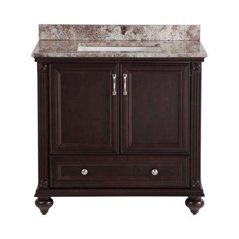 home decorators collection home depot vanity home decorators collection annakin 36 in w vanity in