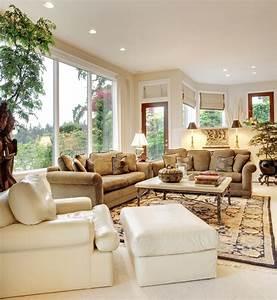 50, Elegant, Living, Rooms, Beautiful, Decorating, Designs