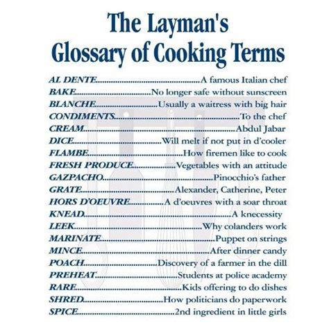 Culinary Dictionary Food Glossary P  Autos Post