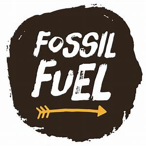 Fossil Fuel - Primal Fuel for the Modern-Day Hunter-Gatherer