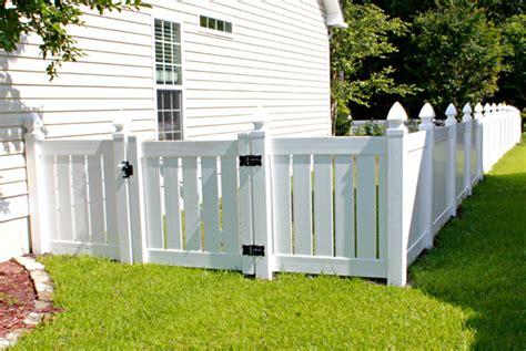 Raleigh Vinyl Fencing Builders
