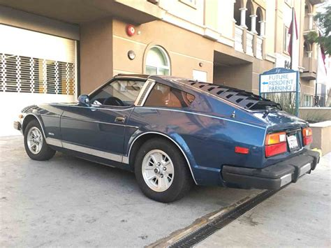 1980 Datsun 280zx For Sale by 1980 Datsun 280zx For Sale Classiccars Cc 920687