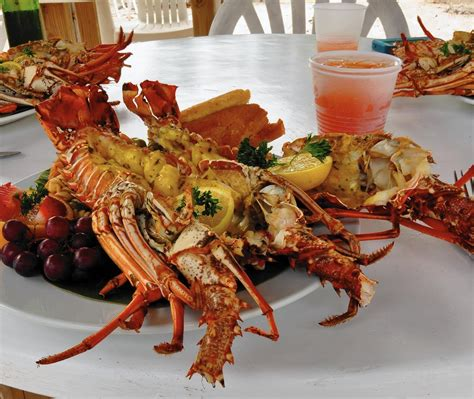 anguille cuisine tiny caribbean isle has become a culinary powerhouse
