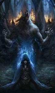 Pin by Gary Ellison on Werewolf   Werewolf art, Fantasy ...
