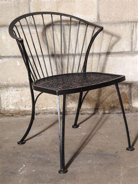 Woodard Patio Furniture by Signed Woodard Patio Set At 1stdibs