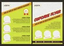 restaurant menu card design template brochure book cover