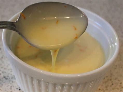 cuisine anglaise orange crème anglaise recipe custard sauce for