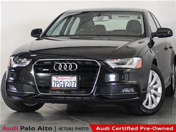 Audi Palo Alto by 2016 Audi A4 For Sale Carsforsale