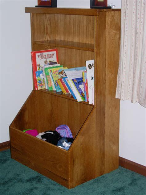 toy box shelf plans  woodworking