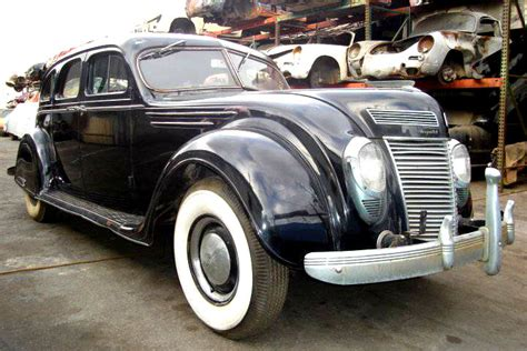 1937 Chrysler Airflow by Deco Survivor 1937 Chrysler Airflow