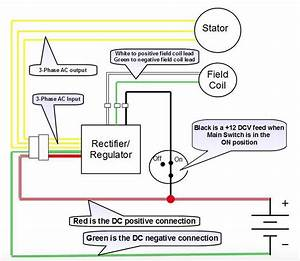 90cc Rectifier Wiring Diagram