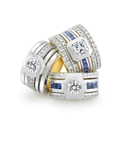 clifford designs bridal engagement rings south designer love these