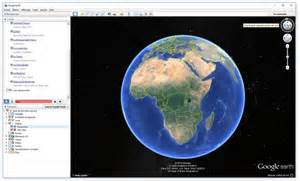 Google Earth Satellite