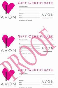 1000 images about avon on pinterest bubble baths skin With avon gift certificates templates free