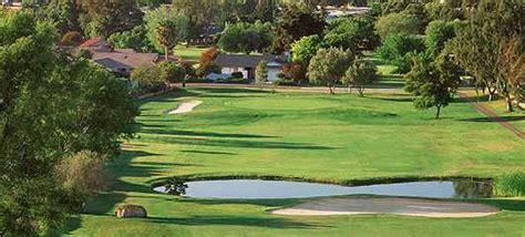 St. Mark Golf Course In Lake San Marcos