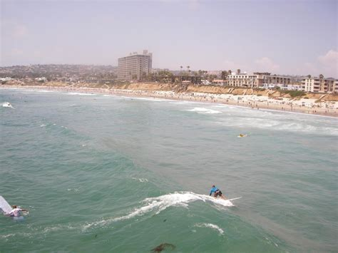 Pacific Beach Surfing