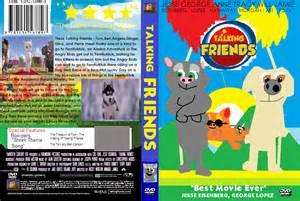 Talking Friends DVD Cover