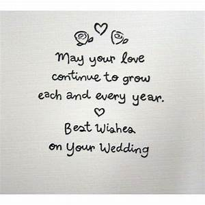 Wedding Congrat... Wedding Felicitations Quotes