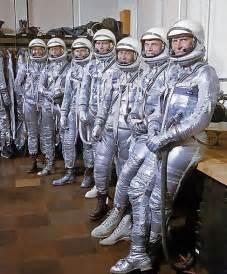 Original 7 Mercury Astronauts