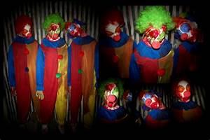 Halloween Prop Life Size CLOWN dead Body 6 Body Bundle deal