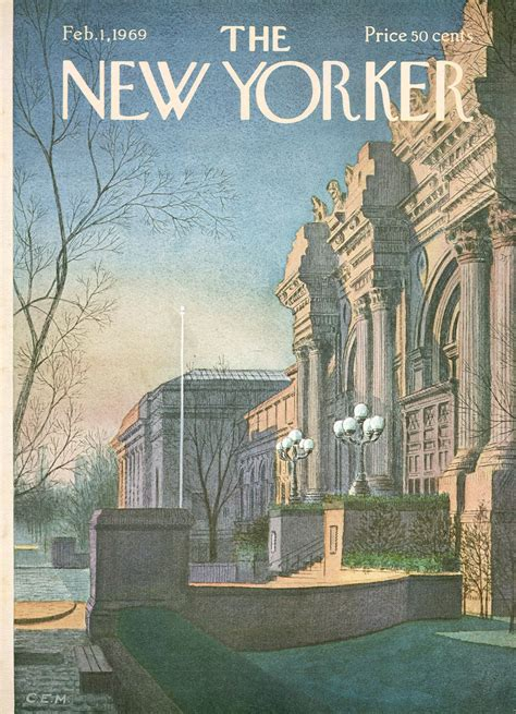 The New Yorker - Saturday, February 1, 1969 - Issue # 2294 ...