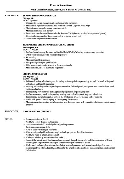 Warehouse Resume Sles by Transportation Manager In Chicago Il Best Transport