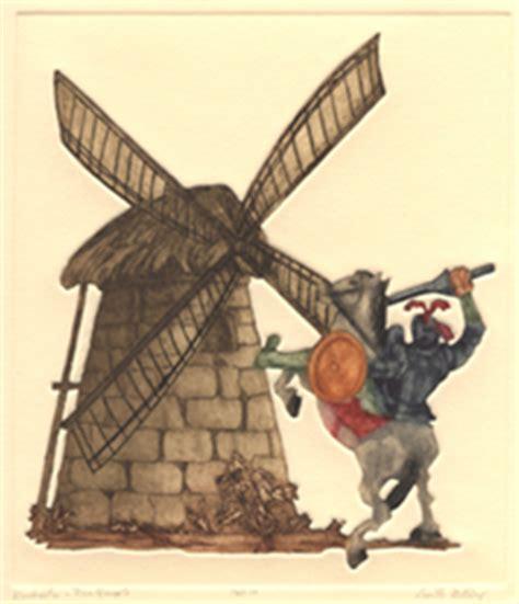 tilting  windmills don quixote   georgetown