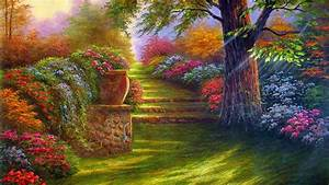 Flower Garden Wallpapers : Find best latest Flower Garden ...
