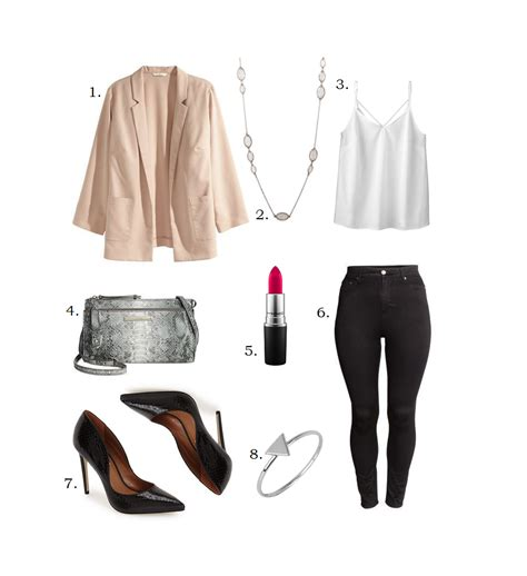 size outfit inspiration  blazer shapely chic