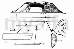 Auto Karosserieteile Bezeichnung : alfa romeo spider 105 115 blechteile 1966 69 t r ~ Eleganceandgraceweddings.com Haus und Dekorationen