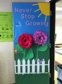 spring door decorations classroom spring classroom door
