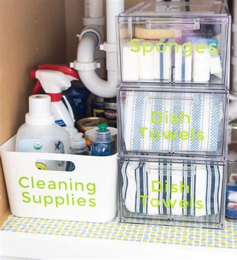17+ Beaut Kitchen Sink Organization