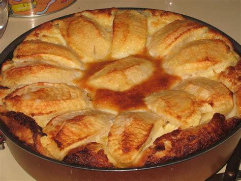 le marmiton recette cuisine flognarde aux pommes célia en cuisine