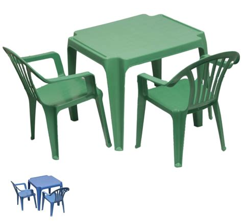 Kidkraft Table Two Chair Set by Children S Furniture Plastic Table Two Chair Set Ebay