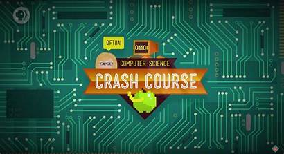 Crash Science Course Computer Series Credit Courses