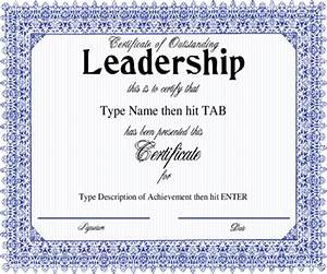 Leadership certificate template 8 free word pdf psd format download free premium templates for Leadership certificate template