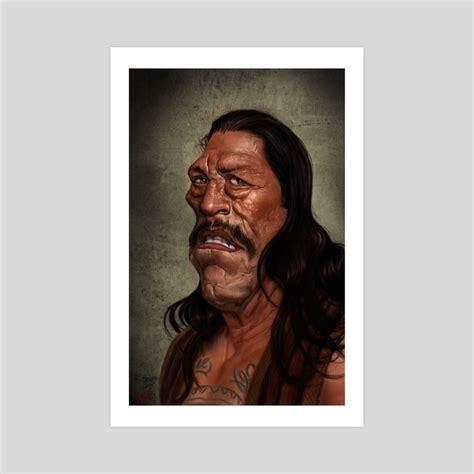 Danny Trejo Art Print Rafael Rivera Inprnt