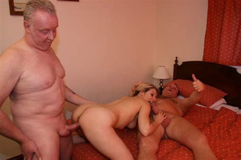Two Old Farts Shaving Blonde Pigtailed Girl Xxx Dessert
