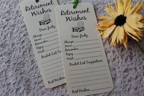 Best 25+ Retirement Wishes Ideas On Pinterest Valentines Baking Gifts Return Ebay Custom Gift Tags With String Lori's Corporate Headquarters Easter For Vegans Anchor Themed Wedding To Mail Unisex Baby Shower Prizes