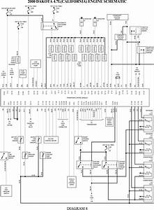 Schematics And Diagrams  2000 Dodge Dakota California 4 7l